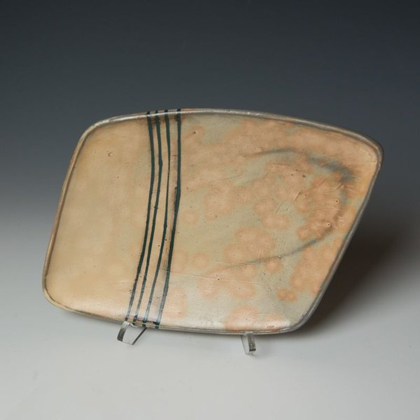 The Southern Table Tom Jaszczak, Parallel Plate, wood-fired stoneware