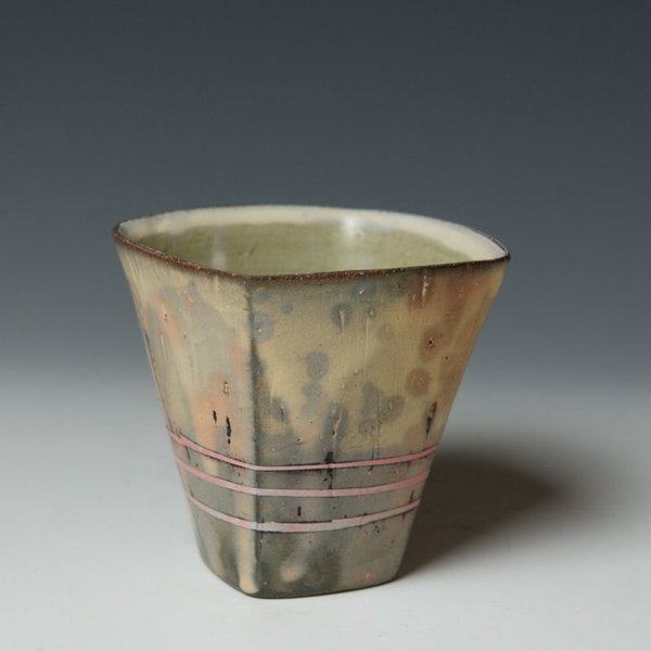 The Southern Table Tom Jaszczak, Cocktail Cup, wood-fired stoneware