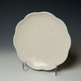 Vernon Smith Vernon Smith, Dinner Plate, porcelain, glaze