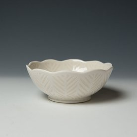 The Southern Table Vernon Smith, Soup Bowl, porcelain, glaze