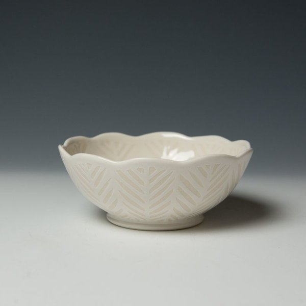 The Southern Table Vernon Smith, Soup Bowl, porcelain, glaze