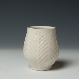 The Southern Table Vernon Smith, Cup, porcelain, glaze
