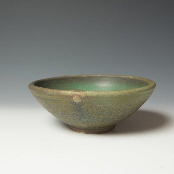 "Shadow May, Cereal Bowl, stoneware, glaze, 3 x 7.75"""