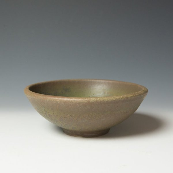 Shadow May, Cereal Bowl, stoneware, glaze, 3 x 7.75""
