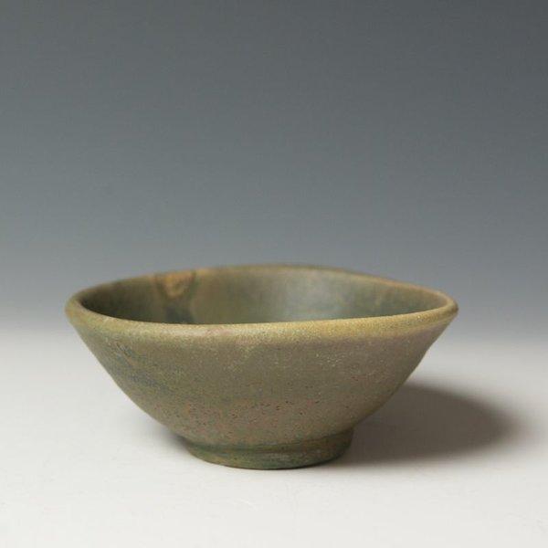 """Shadow May, Everyday Bowl, stoneware, glaze, 2.25 x 5"""""""