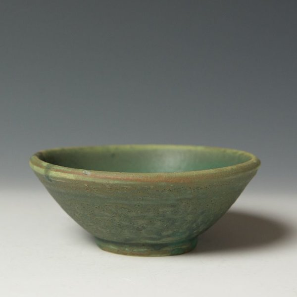 Shadow May, Everyday Bowl, stoneware, glaze, 2.25 x 5""