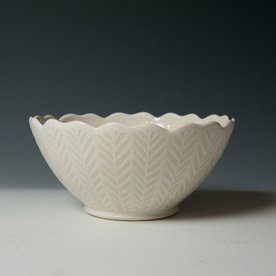 Vernon Smith Vernon Smith, Soup Bowl, porcelain, glaze