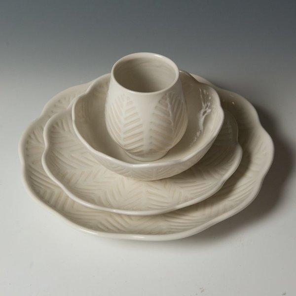 Vernon Smith Vernon Smith, Soup Bowl, porcelain, glaze