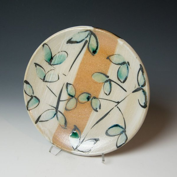 The Southern Table Suze Lindsay, Dinner Plate, salt-fired stoneware