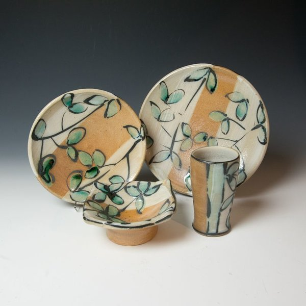 The Southern Table Suze Lindsay, Bowl, salt-fired stoneware