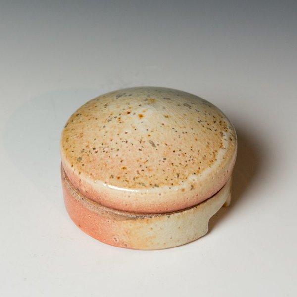 Nancy Green Nancy Green, Round Salt Cellar, soda-fired stoneware