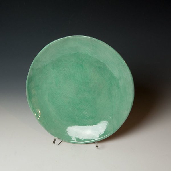 The Southern Table Rebecca Wood, Surf Dinner Plate