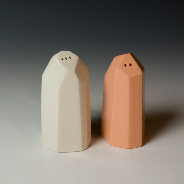The Southern Table Bean & Bailey, Salt & Pepper Shaker Set