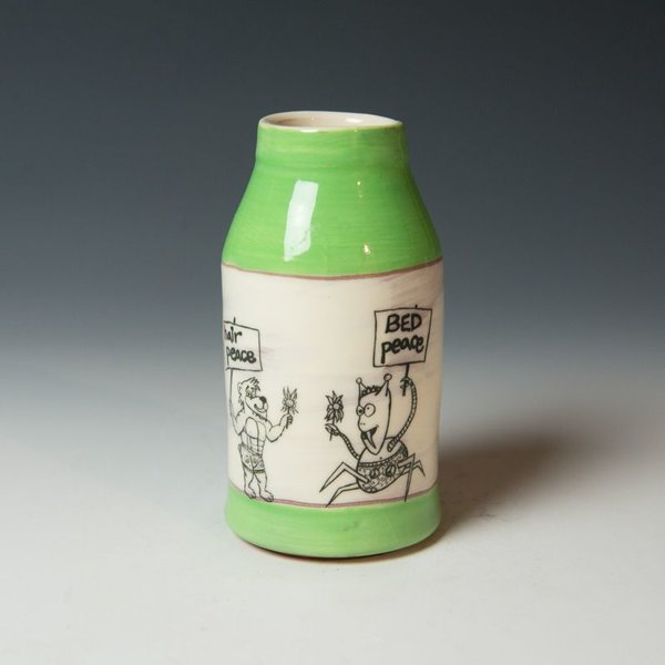 "Erik Haagensen, Bottle, 4"""