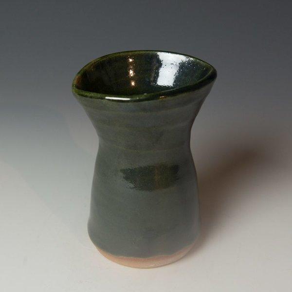"""Warren MacKenzie Warren MacKenzie, Vase, 5.5 x 4.25 x 3.5"""" dia"""
