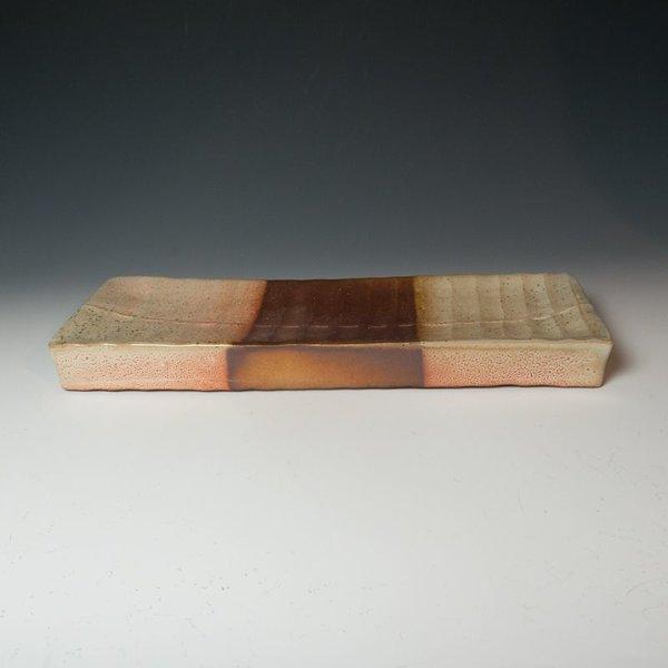 """Nancy Green, Rectangle Hollow  Platter, 19 x 7.5 x 1.75"""""""