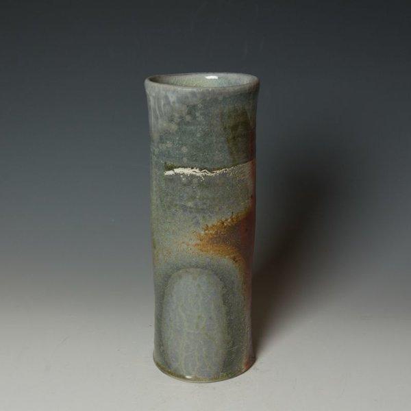 "Justin Rothshank Justin Rothshank, Vase, 10.25 x 3.75"" dia"