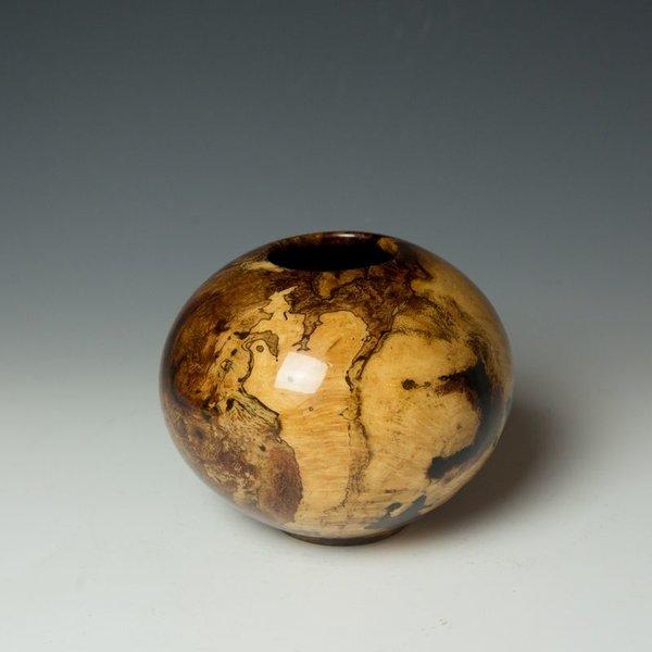 "Philip Moulthrop Philip Moulthrop, Water Oak Burl Mini, 5.5 x 7"""