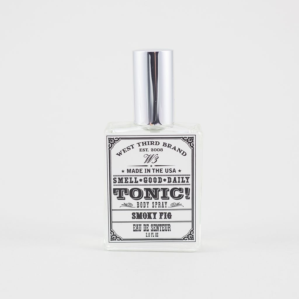 West Third Brand Smell Good Daily Tonic - Smoky Fig