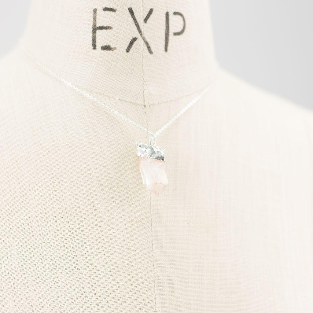 DNA Galleries Quartz Necklace