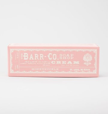 Barr-Co Hand & Body Cream - Honeysuckle