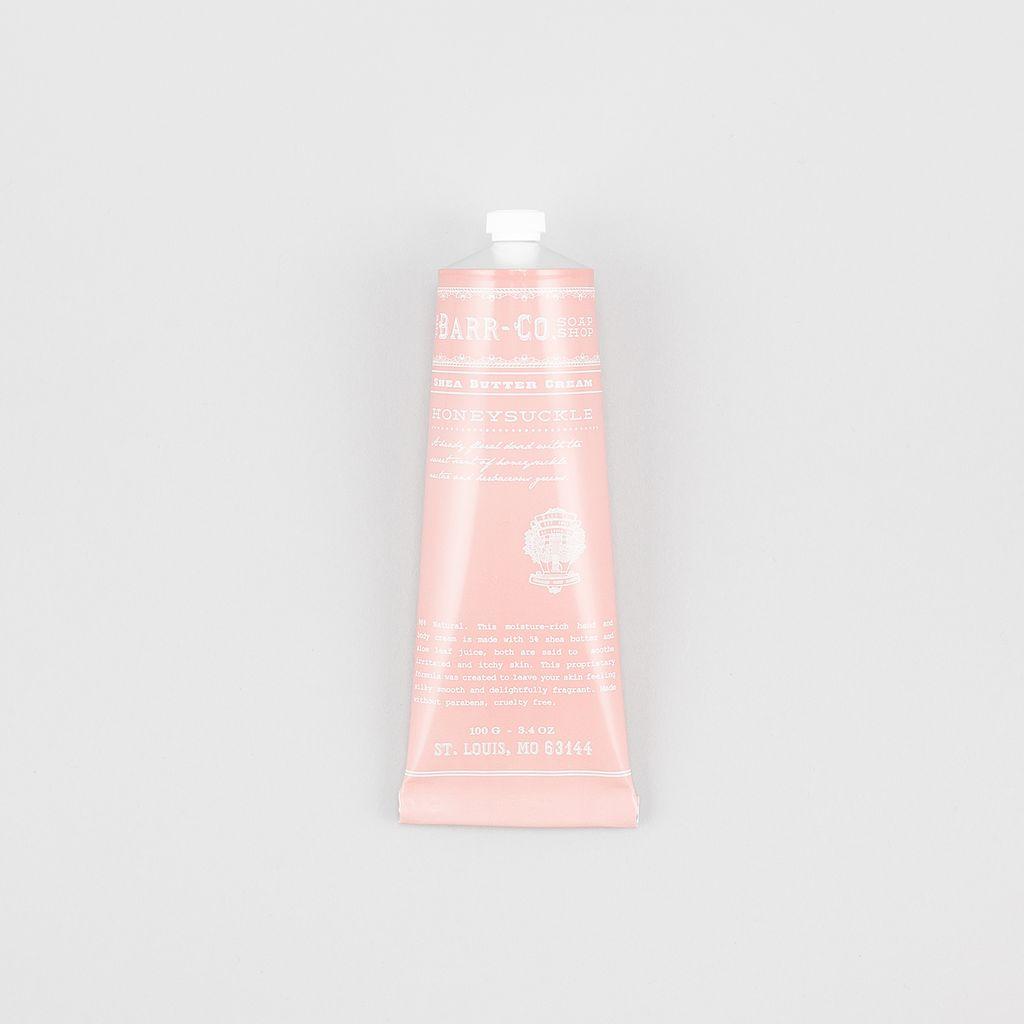 Barr-Co Hand & Body Cream - Honeysuckle