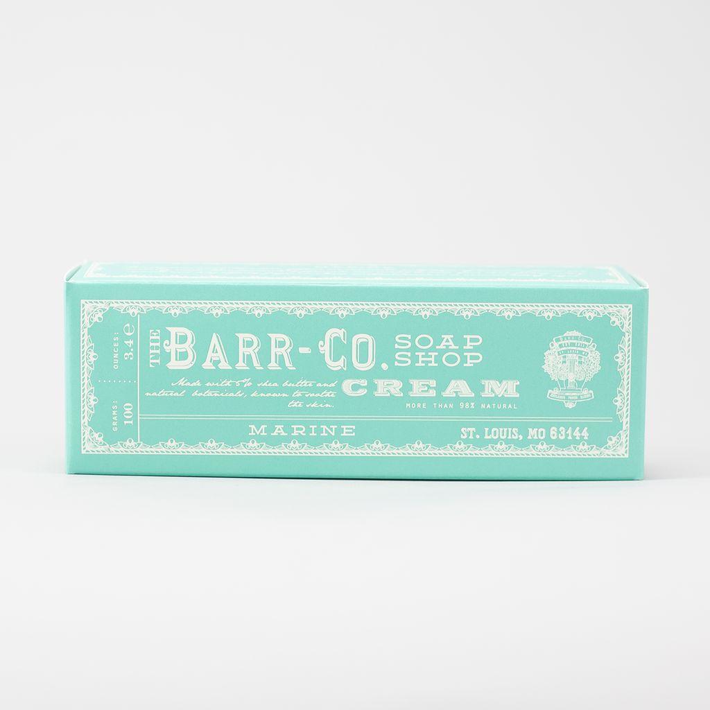 Barr-Co Hand & Body Cream - Marine