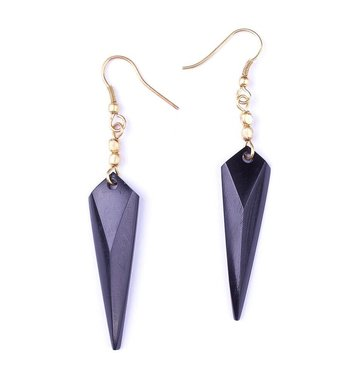 Mata Traders Pointed Arrow Earrings