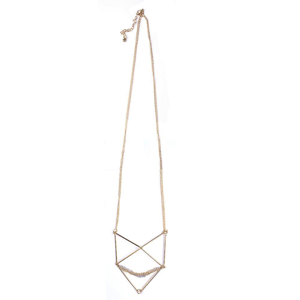 Mata Traders Positive Space Necklace