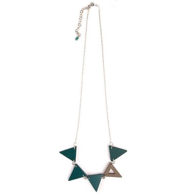 Mata Traders Triangle Tryst Necklace