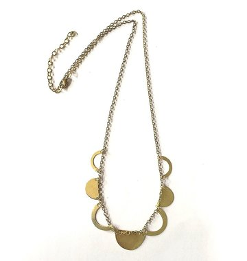 Mata Traders Crescent Cutout Necklace