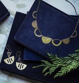 Mata Traders Crescent Cutout Necklace