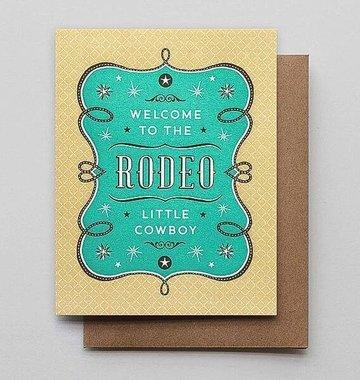 Greeting cards shop good hammerpress rodeo cowboy blank greeting card m4hsunfo