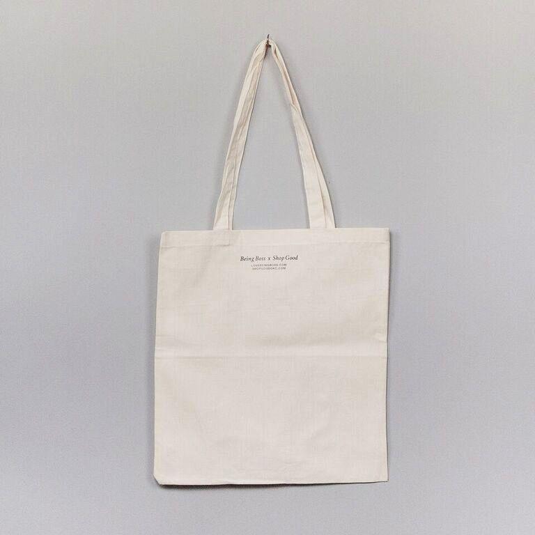 Shop Good: Handmade Like A Boss Tote Bag