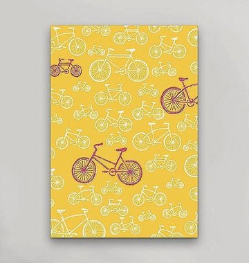 Hammerpress Bicycles Postcard