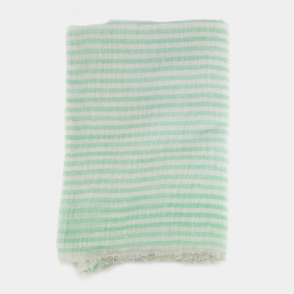 Sseko Designs Betty Scarf - Mint