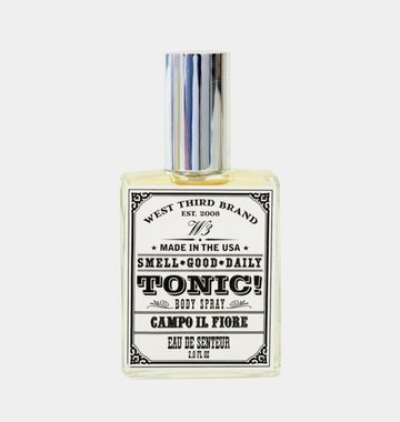 West Third Brand Smell Good Daily Tonic - Campo il Flore