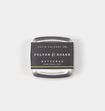 Fulton and Roark Hatteras - Solid Cologne