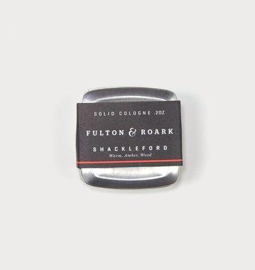 Fulton and Roark Shackleford - Solid Cologne