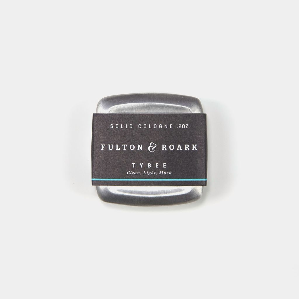 Fulton and Roark Tybee - Solid Cologne
