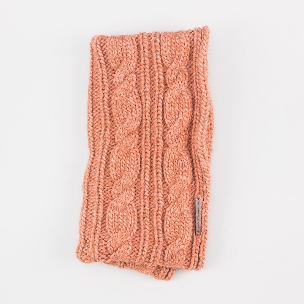 Krochet Kids The Pierre Cable Knit Cowl Scarf
