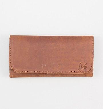 Sseko Designs Carmella Leather Wallet