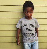 Shop Good: Tees Part-Time Rapper Kids Tee