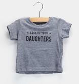 Shop Good: Tees Lock Up Your Daughters Kids Tee