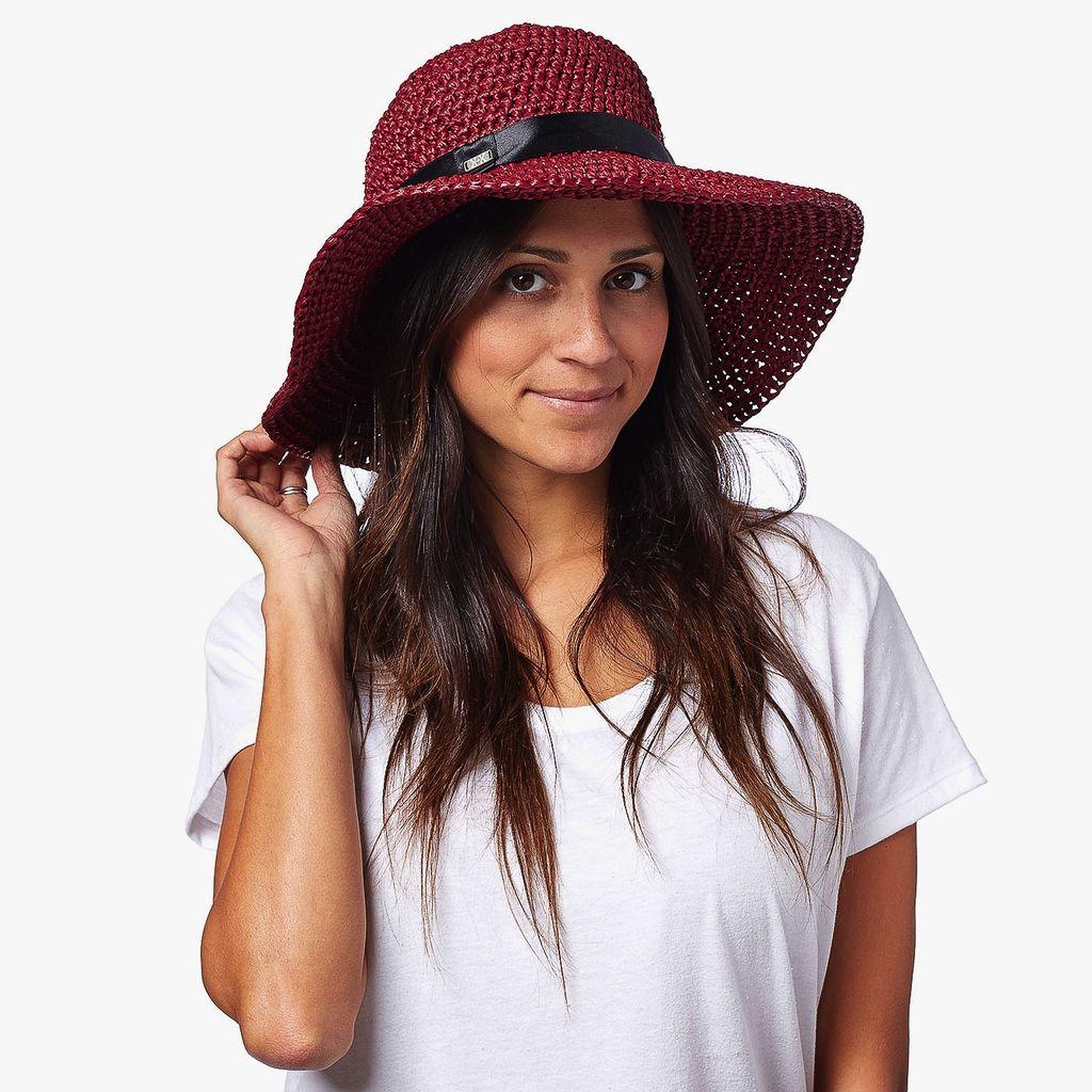 Krochet Kids Dahlia Wide Brim Hat