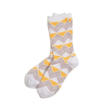 Richer Poorer Parlor Socks