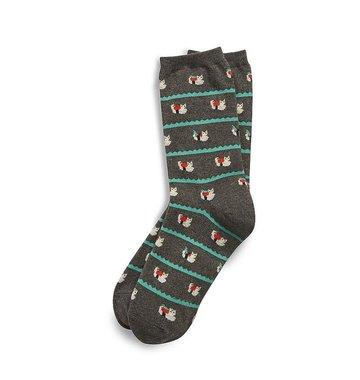 Richer Poorer Tomo Socks