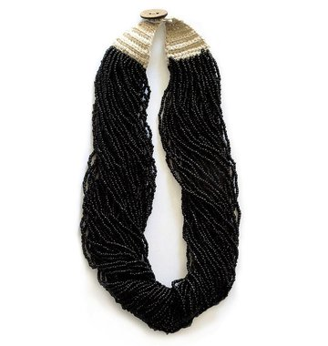 Mata Traders Macrame necklace