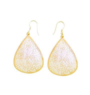 Mata Traders Filigree Earrings