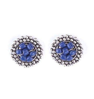 Mata Traders Petal Stud Earrings
